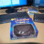 Only one Jaffa Cake for me