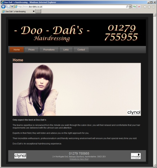 doo-dahs.co.uk